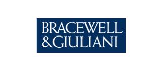 Bracewell & Giuliani Logo