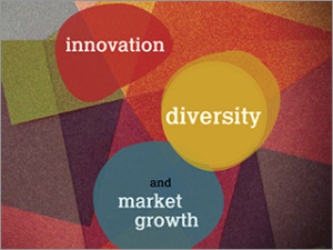 innovation, diversity and market growth